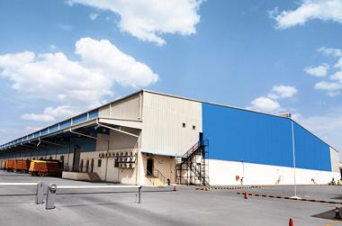 天山铝电工业园区