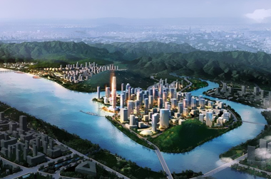 大连普湾新区智慧城市基础平台建设
